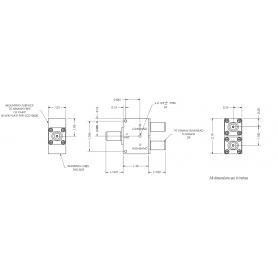 Diplexeur (0.3-30 GHz) : Série 5