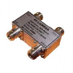 Coupleur hybride (0,20-40 GHz) : Serie RFHB