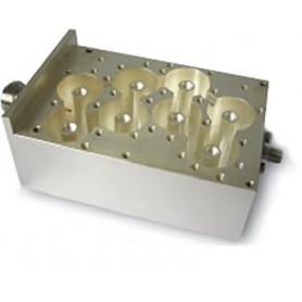 Filtres à cavités (0,5 – 15 GHz)