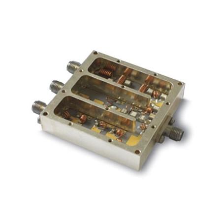 Filtres à éléments localisés (0,3 MHz – 3 GHz)