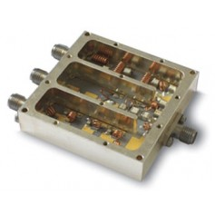 Filtres à substrats suspendus (SSF) (0,5 – 40 GHz)