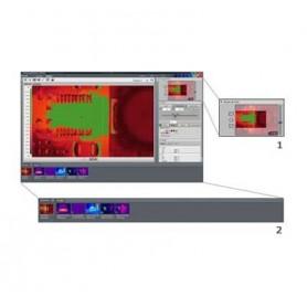 Logiciel FLIR ResearchIR : visualise les modèles thermiques pour la R&D