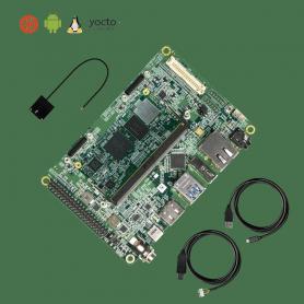 Carte de développement avec NXP iMX8M Mini : WB-EDM-G-IMX8M-MINI