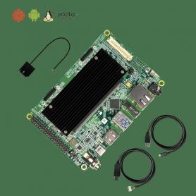 Carte de développement avec NXP i.MX8M Plus : WB-EDM-G-IMX8M-PLUS