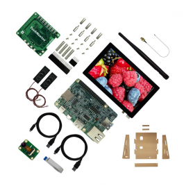 Système on Module avec kit d'évaluation NXP i.MX8M Mini : FLEX-PI-IMX8M-MINI