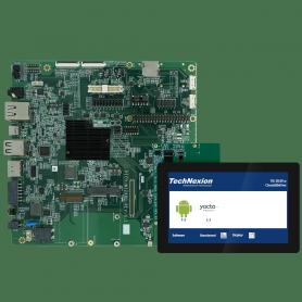 Carte de développement avec NXP i.MX8M Quad 1.5 GHz : PICO-WIZARD-IMX8M