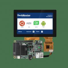 System on Module avec NXP i.MX7 Dual : PICO-PI-IMX7