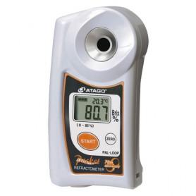 Réfractomètre numérique Brix IP65 : PAL-LOOP