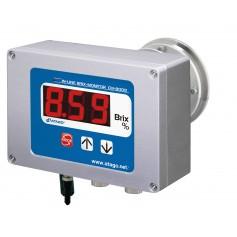 Réfractomètre de process Brix : CM-800Alpha