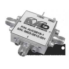 Mélangeur convertisseur élévateur (2 - 42 GHz) : Série AUC