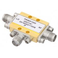 Mélangeur doublement équilibré (2 - 20 GHz) : Série PE86X