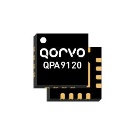 Amplificateur de commande de 1,8 Ghz à 5 GHz : Série QPA