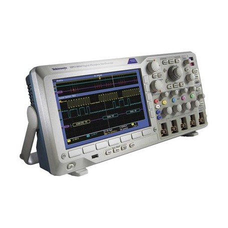 Oscilloscope à signaux mixtes 100MHz - 2 voies : MSO3012