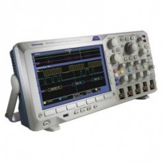 Oscilloscope à signaux mixtes 300MHz - 4 voies : MSO3034