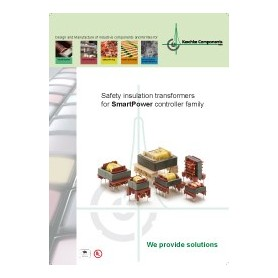 Safety insulation transformers for SmartPower