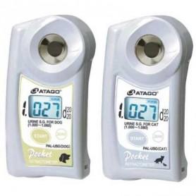 Réfractomètre numérique urine chat : Pal USGCHAT