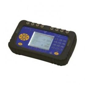 Mesureur - calibrateur multifonction de process - mémoire - précision de 0,02% : CALYS 75