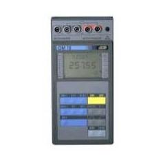 Micro-ohmmètre portatif : OM 10