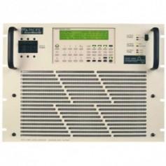 Source AC linéaire, triphasée, 500 VA-30 kVA, 15-5000 Hz : série AMX