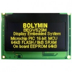 Module display embedded system : BEGV629M