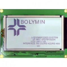 Module display embedded system : BEGV641N
