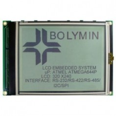 Module display embedded system : BEGV643A