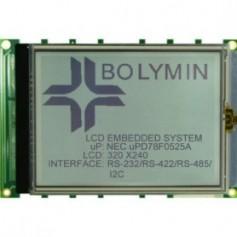 Module display embedded system : BEGV643N