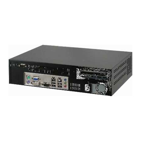 Advanced Mini-ITX System Controller With Intel Core 2 Duo/ Quad Processor : AIS-Q452