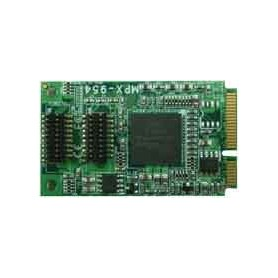 PCI Express mini card supports 4 x RS232 : MPX-954