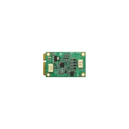 PCI Express mini card features touch screen controller : MPX-TP4R