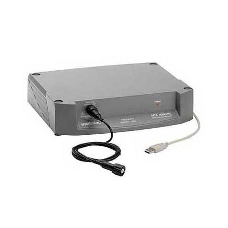 Analyseur de spectre 400kHz à 1GHz : MTX 1050