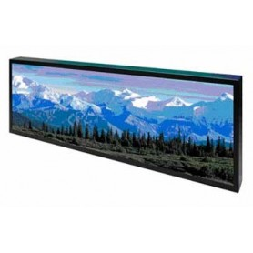 "38"" Resizing LCD,1000 nits LED backlight, 1920x502 ratio 16:4.2 : SSD3825"