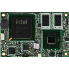COM Express CPU Module with Onboard Intel Atom N450 Processor : NanoCOM-LN