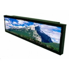 "19""Resizing LCD,1000 nits LED backlight, 1680x350 ratio 16:3 : SSD1915"