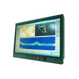 "12.1"" IP65 Sunlight Readable Marine Display : NAVPIXEL NPD1236"