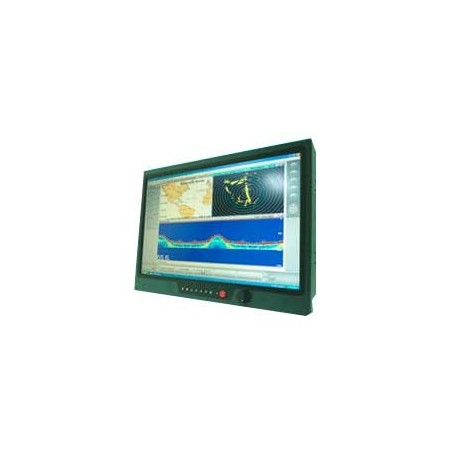 "15"" IP65 Sunlight Readable Marine Display : NAVPIXEL NPD1555"