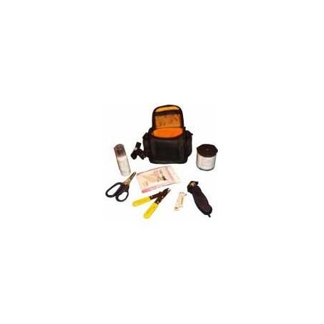 Kit complet pour préparation fibres avant soudure : STK-01