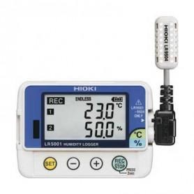 Enregistreur de température et d'humidité : LR5001