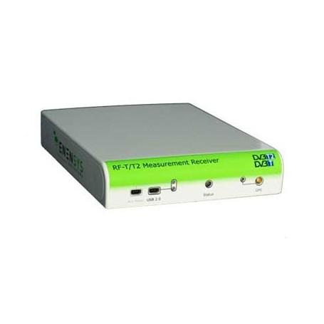Récepteur, analyseur et enregistreur temps reel de flux DVB-T2 single et multi-PLP : Referee T2