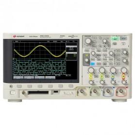 Oscilloscope à signaux mixtes 100MHz - 4 voies : MSOX3014A