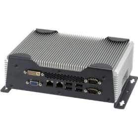 AEC-6625 : Fanless Embedded Controller With Intel QM57 Chipset