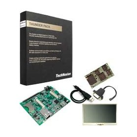 "Kit de développement ARM pour applications mobiles - Ecran 4.3"": Thunderpack"