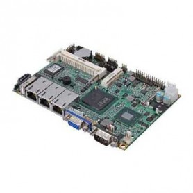 "3.5"" embedded board with Intel Atom dual-core Solution : LE-376"