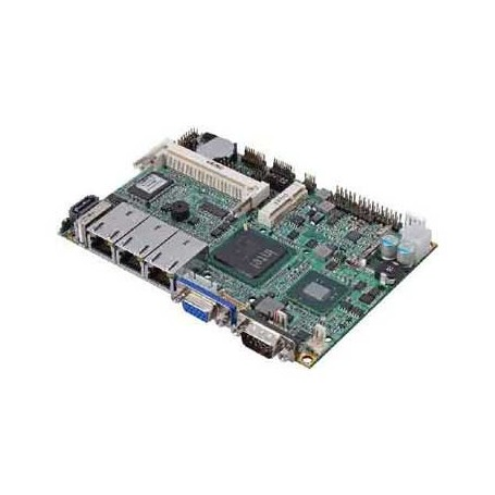 """3.5"""" embedded board with Intel Atom dual-core Solution : LE-376"""