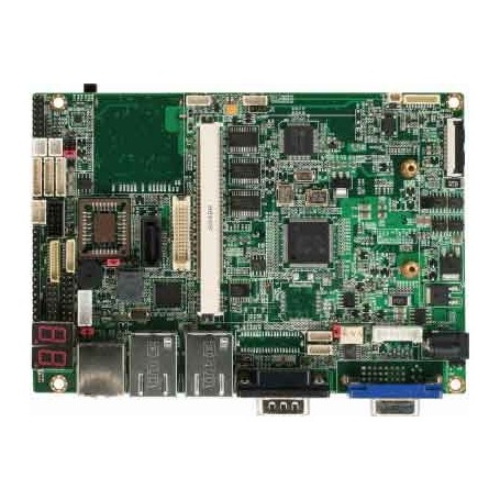 Qseven Carrier Board : ECB-930G