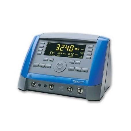 Multimètre de table TRMS 50000 points : MTX 3250
