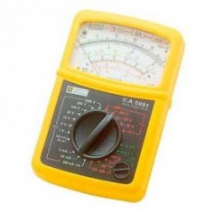 Multimètre analogique : CA5001