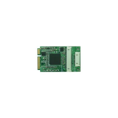 PCI Express mini card support 2 x RS422/485 & 2 x RS-232 : MPX-954E