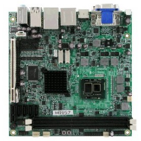 Intel Core i7 Mini-ITX Motherboard w/ Intel QM57 Chipset : MI957