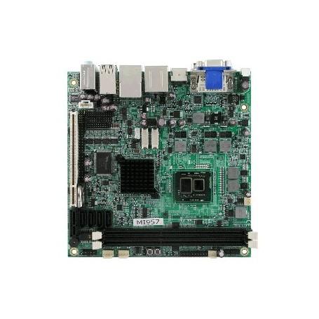 Intel Core i7 Mini-ITX Motherboard w/ Intel QM57 Chipset : MI957